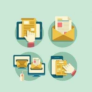 Beitragsbild für E-Mail Marketing
