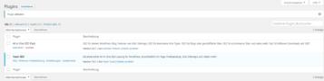 WordPress Plugins Übersicht Yoast und All in One SEO